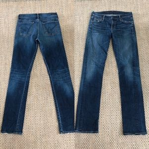 Citizens Of Humanity Jeans - CoH Ava low rise straight leg 29